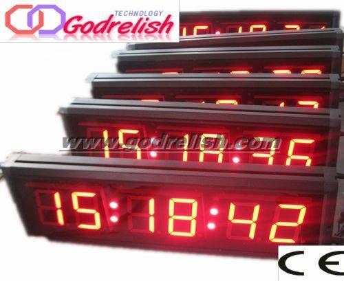 Slave alarm clock - 2 5